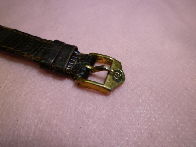 GUCCI グッチ 3400F-L レディース腕時計 SWISSMADE_画像6