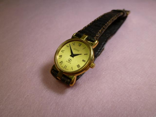 GUCCI グッチ 3400F-L レディース腕時計 SWISSMADE_画像7