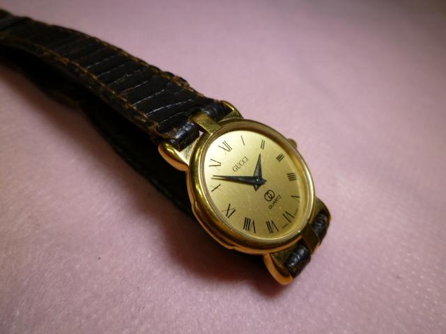 GUCCI グッチ 3400F-L レディース腕時計 SWISSMADE_画像8