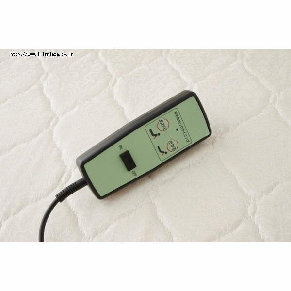 電動リクライニングベッド 電動ベッド リクライニングベッド 介護ベッド 福祉ベッド 折りたたみベッド シングルベッド ホワイト_画像5