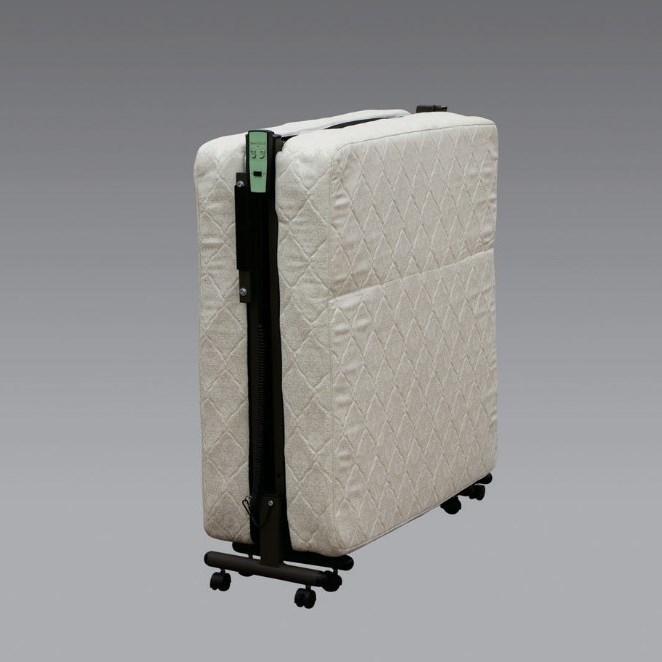 電動リクライニングベッド 電動ベッド リクライニングベッド 介護ベッド 福祉ベッド 折りたたみベッド シングルベッド ホワイト_画像3