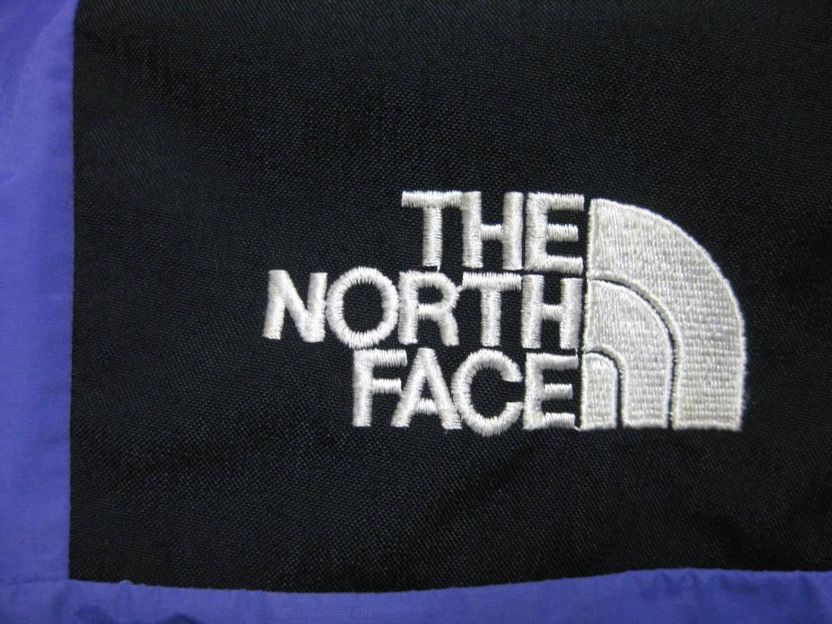 THE NORTH FACE MOUNTAIN JACKET L purple ビンテージ gore tex ラダーロック 1990 GTX vintage arc logo parka 1994 light the apartment_画像7