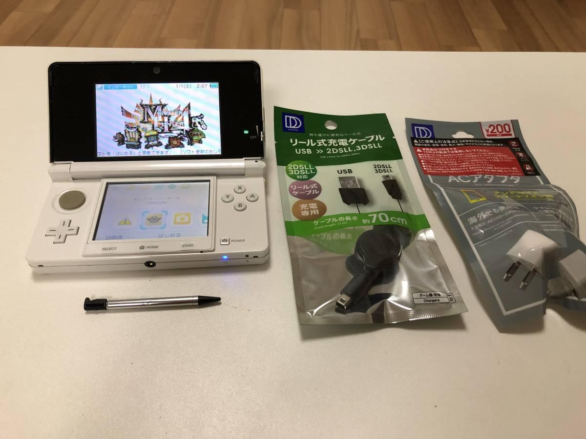 任天堂 3DS中古品 動作確認済み 133