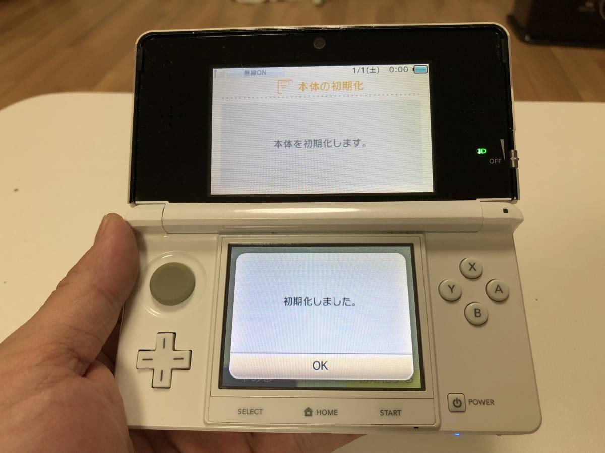 任天堂 3DS中古品 動作確認済み 133_画像3