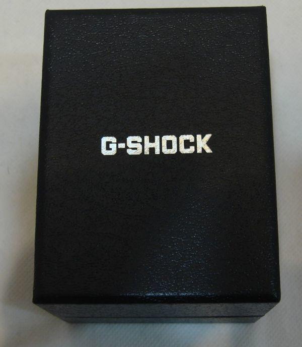 限定カラー CASIO カシオ ジーショック G-SHOCK AWG-M100SBR デジアナ オレンジ 電波ソーラー_画像8