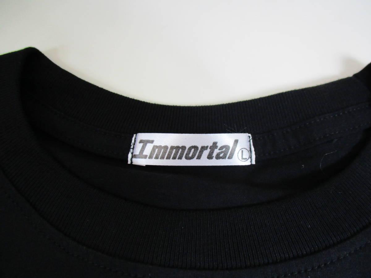 新品 ボクシングTシャツ 黒 ブラック Lサイズ マイク・タイソン 強さの象徴 元統一世界ヘビー級チャンピオン かっこいい 人気 おすすめ_画像4
