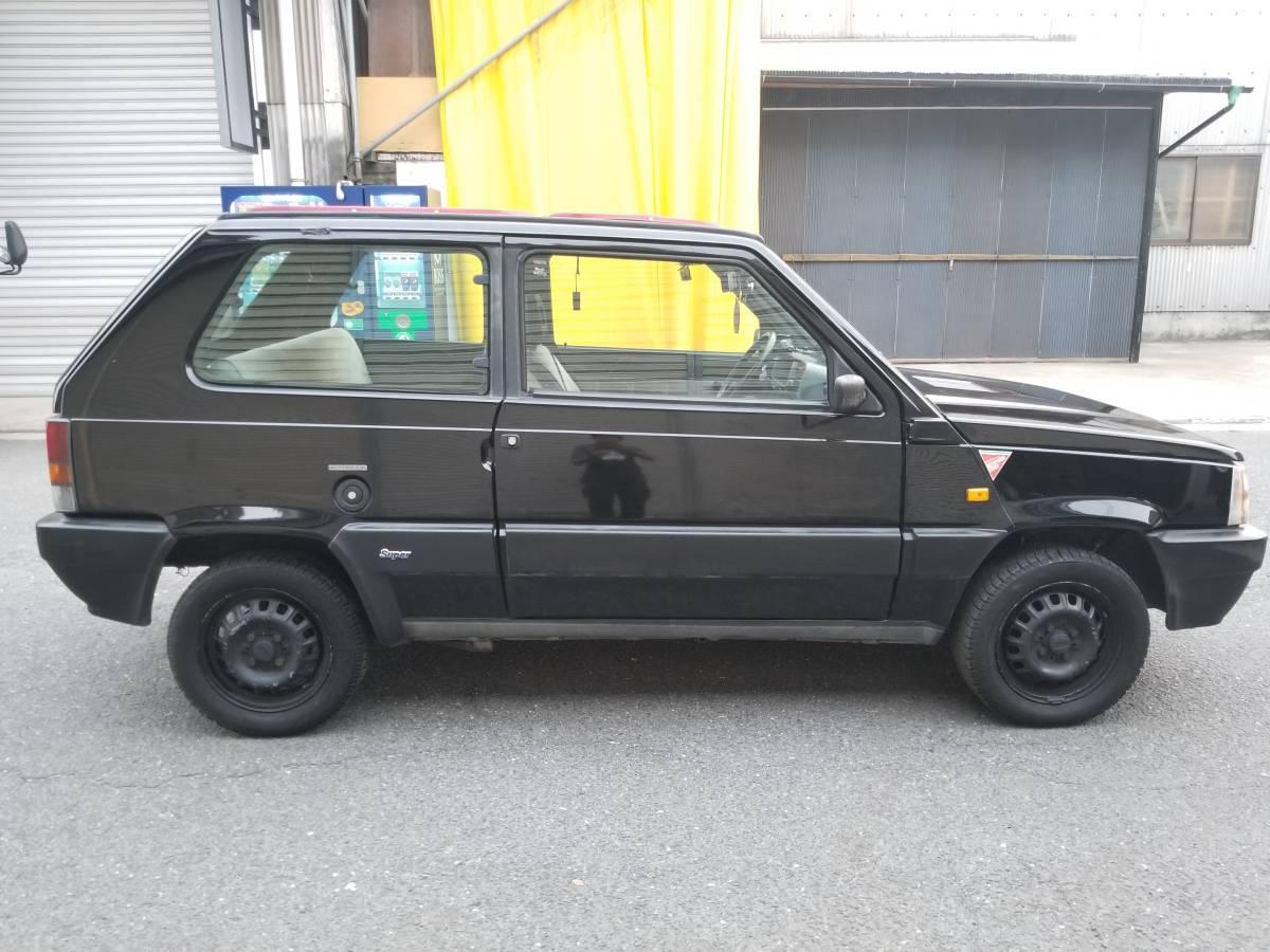 ■FIAT旧PANDA 黒MT個人出品売切 大阪より■_画像4