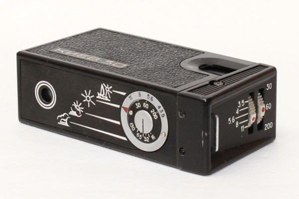 KIEV30 キエフ30 ロシア16mmフィルムカメラ USSR 元箱 取説付_画像5