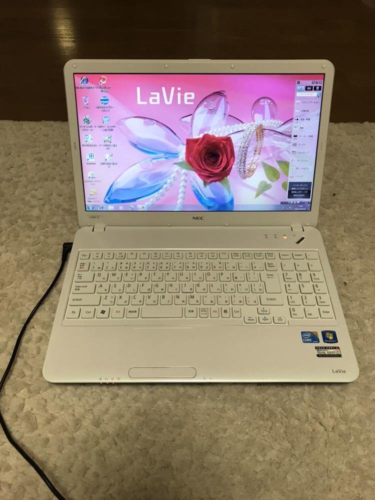NEC LS550D
