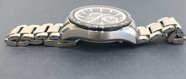 Σ 美品【Aランク】SEIKO セイコー アストロン メンズ GPS 電波ソーラー腕時計 8X53-0AD0-2 箱/取扱説明書/余りコマ BA-2784_画像2