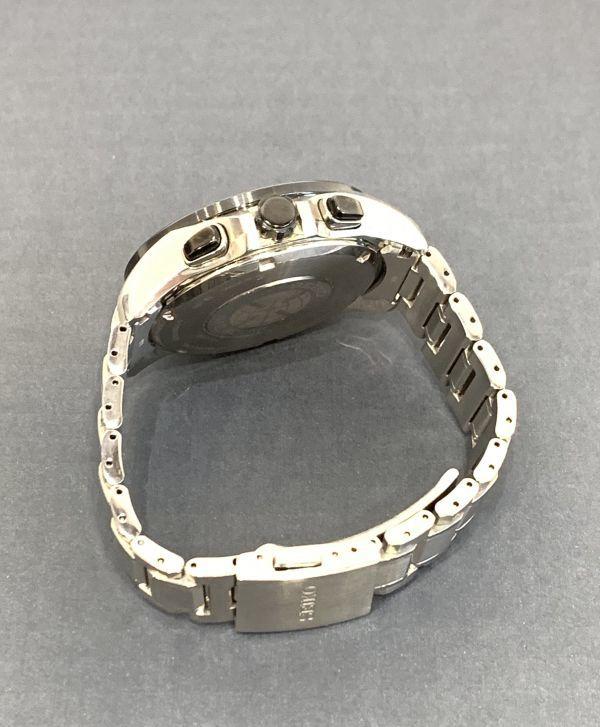 Σ 美品【Aランク】SEIKO セイコー アストロン メンズ GPS 電波ソーラー腕時計 8X53-0AD0-2 箱/取扱説明書/余りコマ BA-2784_画像4