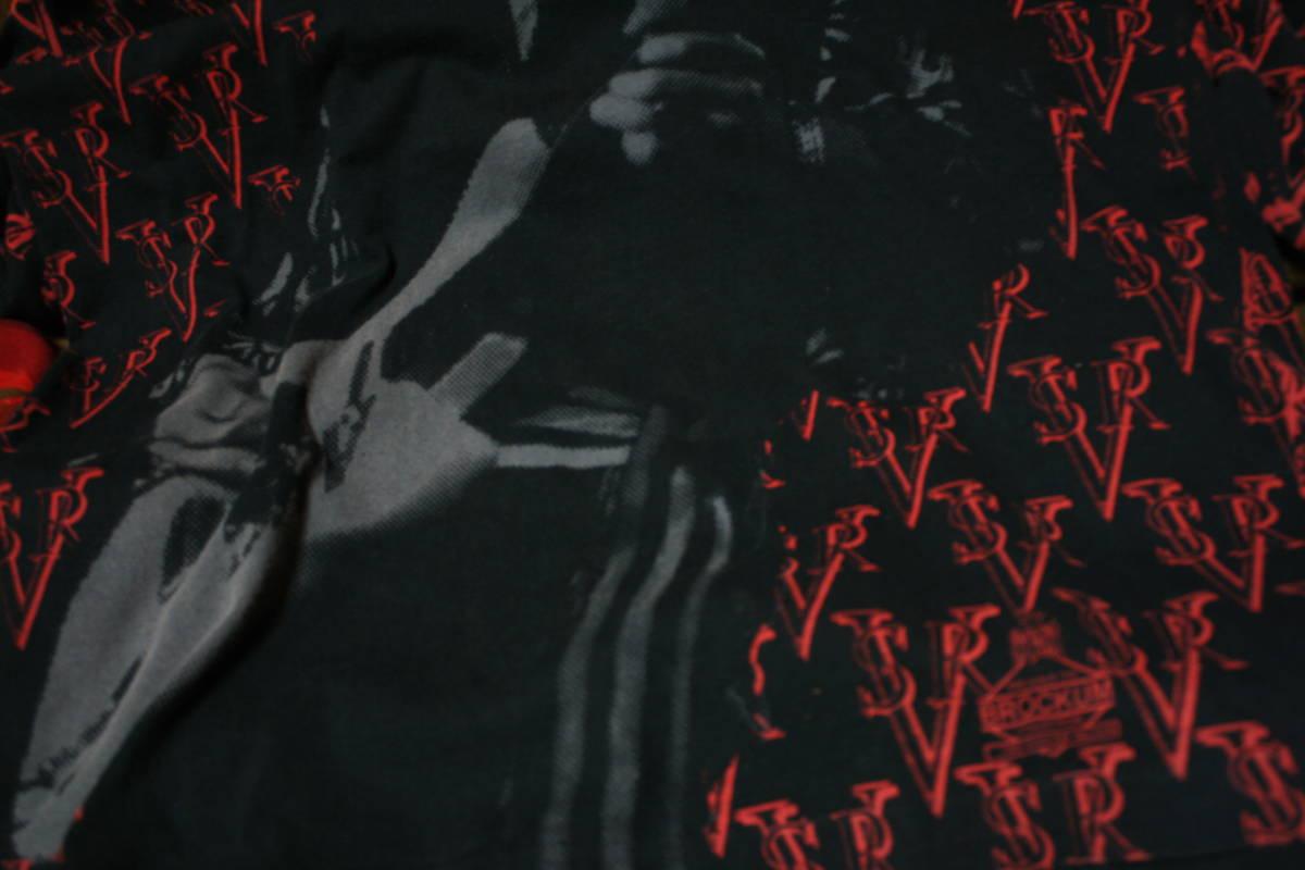希少 総柄 90s ビンテージ SVR バンド Tシャツ ■ ■ エリック クラプトン ■ ■ 80s ガンズ メタリカ ニルヴァーナ レッチリ 40s 50s 60s_画像6