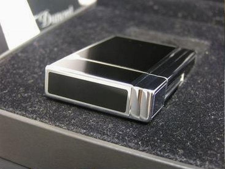 【即決】 新品未使用品 日本限定 ブラック S.T.Dupont ガスライター ギャッツビー◆デュポン ギャツビー 葉巻iたばこ喫煙具グッズ_画像8