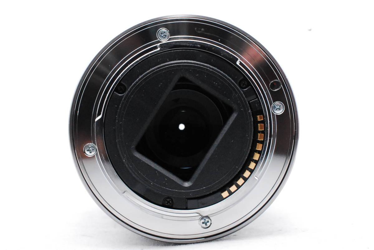 ☆SONY ソニー E F4.5-6.3 55-210mm OSS 純正フード ALC-SH115付き_画像5