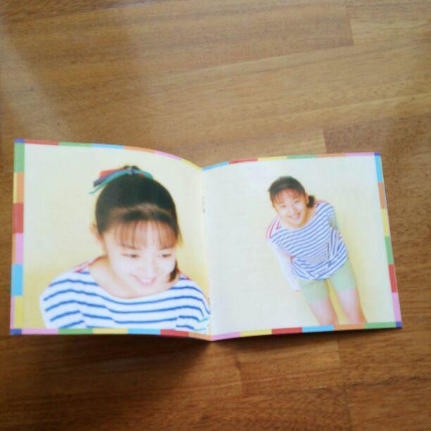 酒井美紀 CD 「私の好きなもの」_画像4