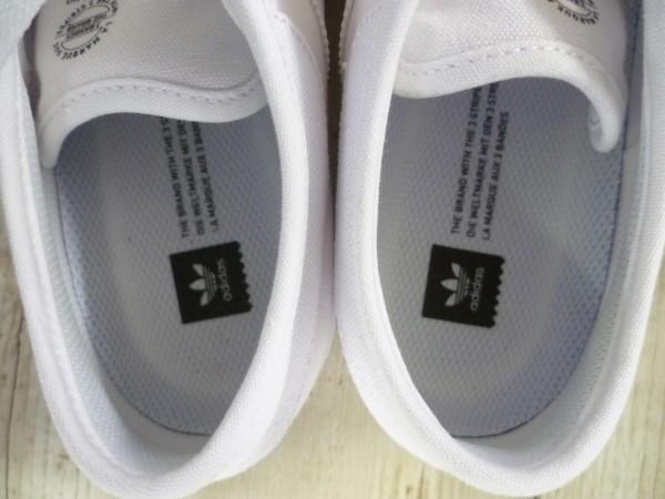 m360 ♪ 美品!! 箱あり adidas  アディダス 24.5cm MATCHCOURT  F37382 _画像6