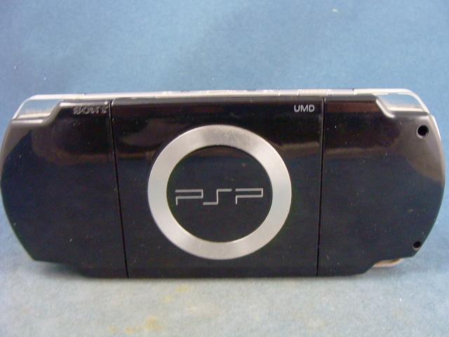 ◆UMDゲーム OK◆SONY   PSP-2000 ◆画面に黒い部分有り→ジャンク◆ _画像5
