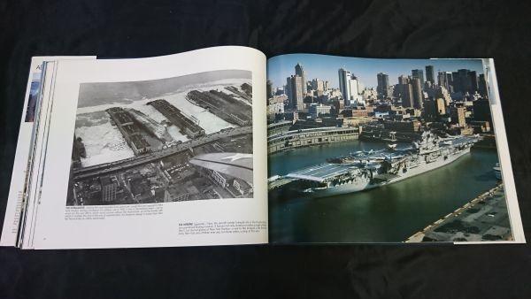 洋書 『ニューヨーク空中散歩写真集 Above New York』 ロバート・キャメロン(Robert Cameron) 今はなきワールドセンタービルの写真あり_画像8