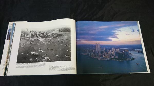 洋書 『ニューヨーク空中散歩写真集 Above New York』 ロバート・キャメロン(Robert Cameron) 今はなきワールドセンタービルの写真あり_画像7