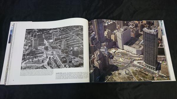 洋書 『ニューヨーク空中散歩写真集 Above New York』 ロバート・キャメロン(Robert Cameron) 今はなきワールドセンタービルの写真あり_画像9