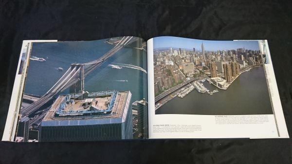 洋書 『ニューヨーク空中散歩写真集 Above New York』 ロバート・キャメロン(Robert Cameron) 今はなきワールドセンタービルの写真あり_画像10