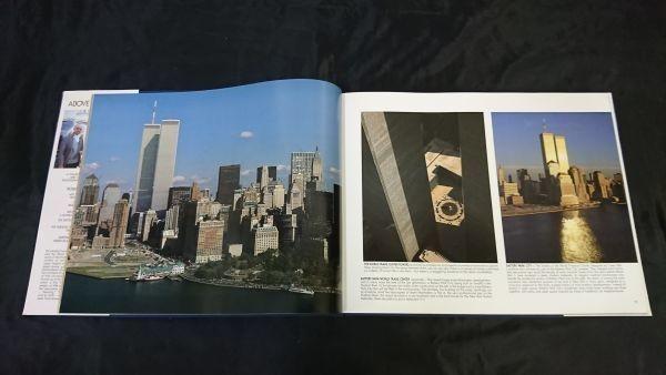 洋書 『ニューヨーク空中散歩写真集 Above New York』 ロバート・キャメロン(Robert Cameron) 今はなきワールドセンタービルの写真あり_画像4