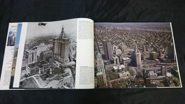 洋書 『ニューヨーク空中散歩写真集 Above New York』 ロバート・キャメロン(Robert Cameron) 今はなきワールドセンタービルの写真あり_画像5