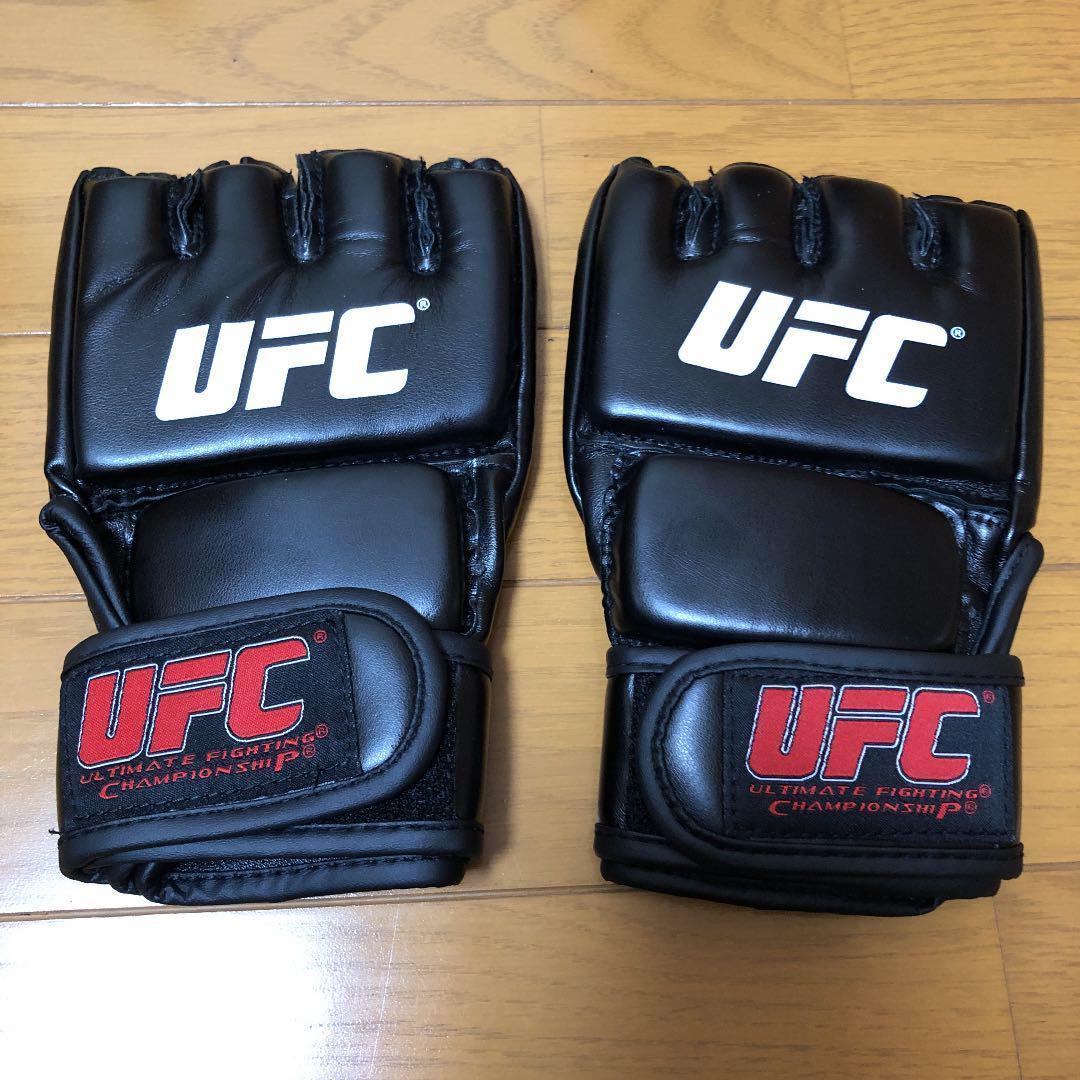 UFCオープンフィンガーグローブ 新品_画像1