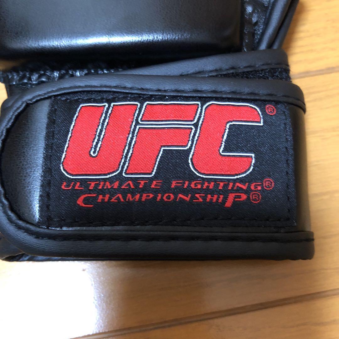 UFCオープンフィンガーグローブ 新品_画像3