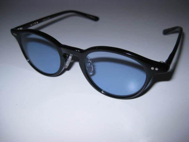 1円~・未使用・金子眼鏡 サングラス KC-12R BKBK CELLULOID ブラックセルフレーム 全国送料510円!!