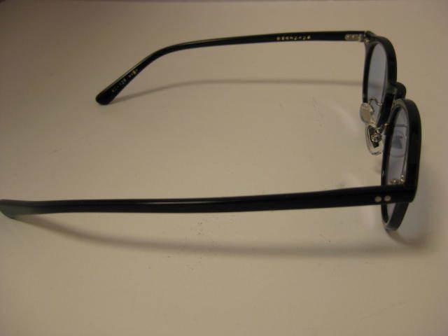 1円~・未使用・金子眼鏡 サングラス KC-12R BKBK CELLULOID ブラックセルフレーム 全国送料510円!!_画像3