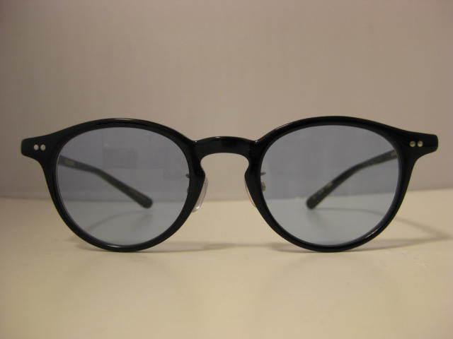 1円~・未使用・金子眼鏡 サングラス KC-12R BKBK CELLULOID ブラックセルフレーム 全国送料510円!!_画像10