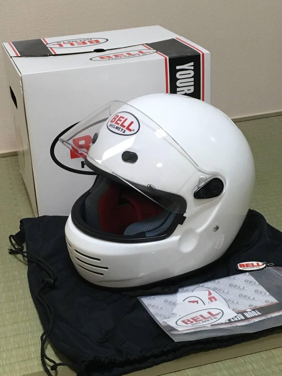 BELL ヘルメット 旧車 Lサイズ_画像2