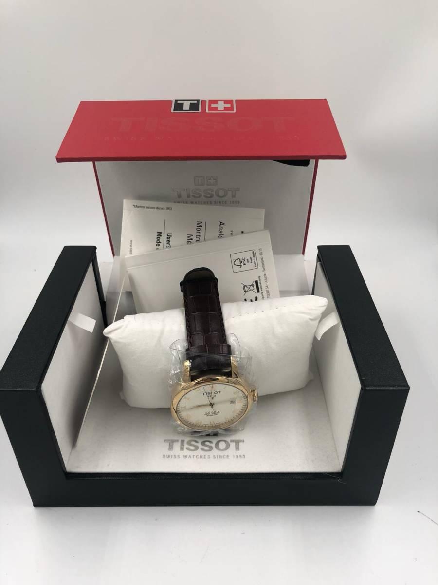 9b1827f00b TISSOT ティソ T-クラシック ル・ロックル オートマチック T41.5.413.73 メンズ 時計