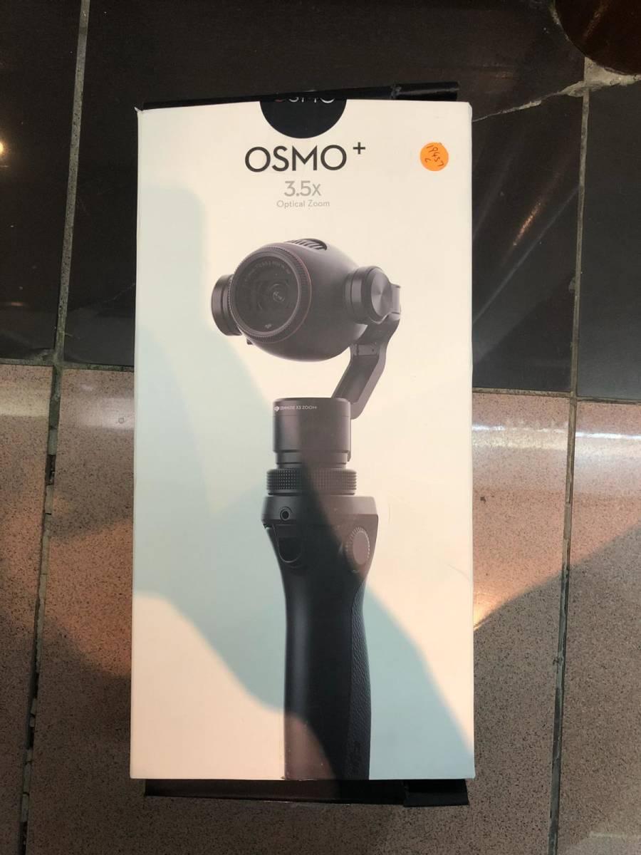 下即決 美品 DJI Osmo plus 3.5X optical ジンバル スタビライザー 4K 3.5X 小型カメラ 箱あり 付属品あり スマホ対応 送料無料_画像5