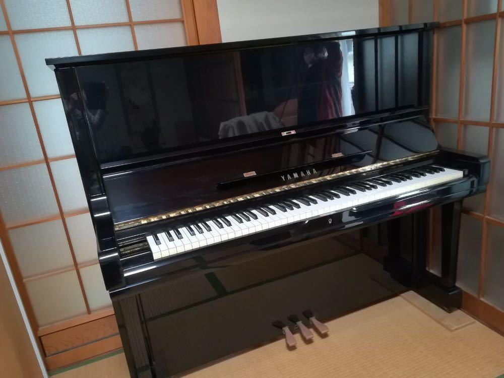 ☆ヤマハピアノ U3A 上位機種 美品 アップライト☆