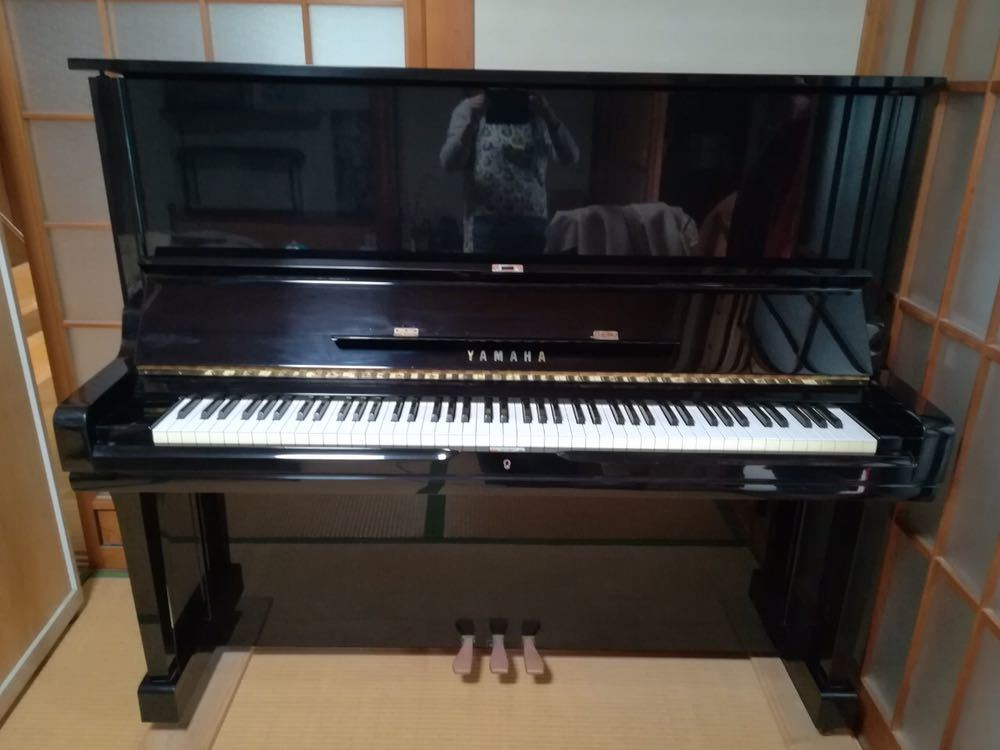 ☆ヤマハピアノ U3A 上位機種 美品 アップライト☆_画像3