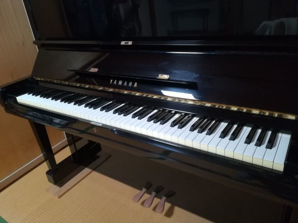 ☆ヤマハピアノ U3A 上位機種 美品 アップライト☆_画像2