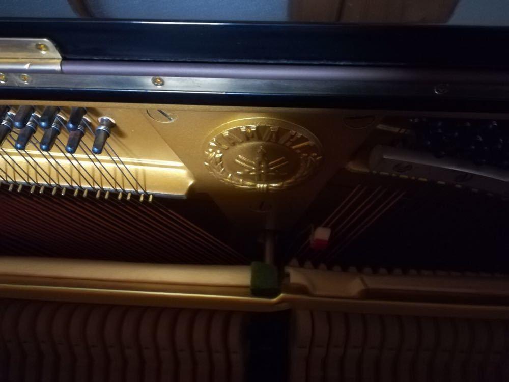 ☆ヤマハピアノ U3A 上位機種 美品 アップライト☆_画像5