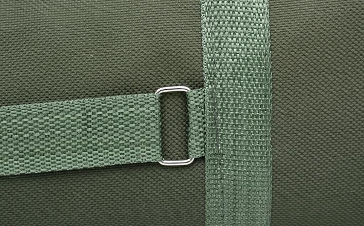 【高品質】防水性 釣り用品 ポータブルバッグ肩掛け 持ち運び便利 、釣り具 ブラック-120cm _画像7