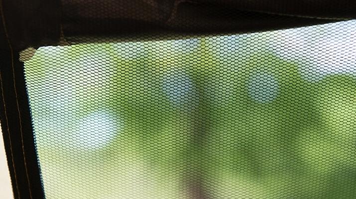 設営時間短縮!ワンタッチドーム型テント簡単展開 アウトドア キャンプバーベキューBBQ 3~4人用_画像2