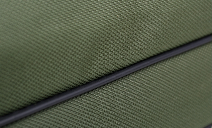 【高品質】防水性 釣り用品 ポータブルバッグ肩掛け 持ち運び便利 、釣り具 ブラック-120cm _画像5