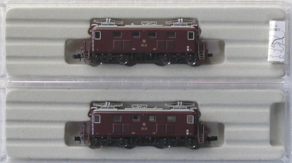 マイクロエース A2060 相模鉄道 ED11+ED12 重連セット_画像3