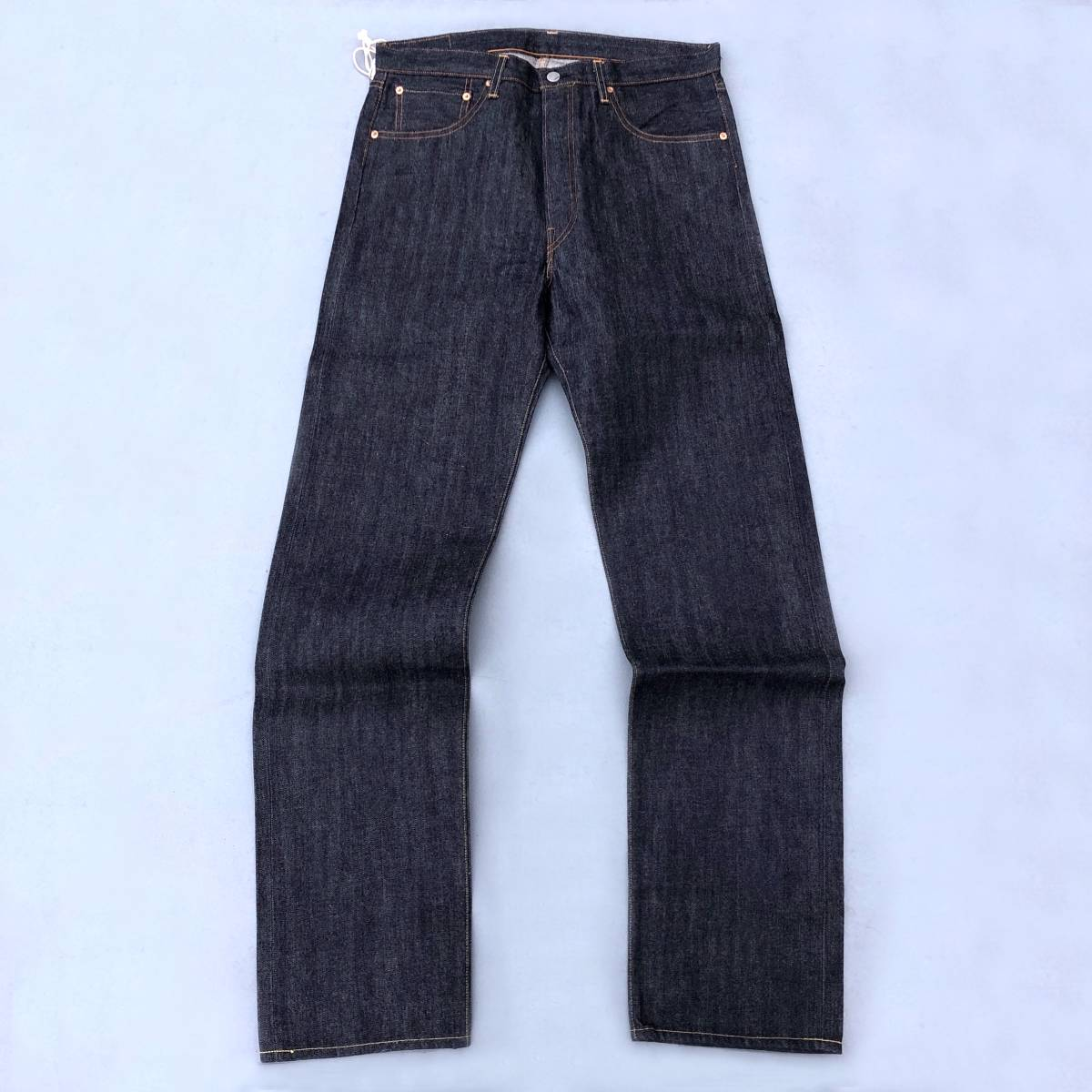 旧 米国製 1955モデル 日本企画 LEVI'S VINTAGE CLOTHING 501XX 55501-0051 W34 L36 リジッド 新品デニムパンツ アメリカUSA製 50s 55s LVC_画像5