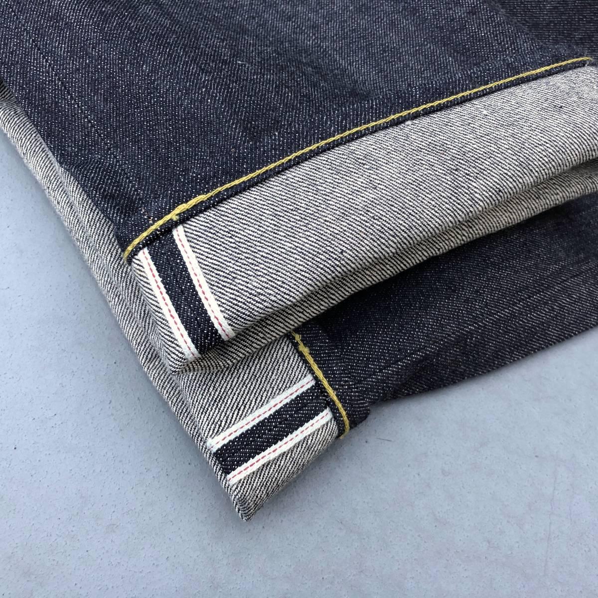 旧 米国製 1955モデル 日本企画 LEVI'S VINTAGE CLOTHING 501XX 55501-0051 W34 L36 リジッド 新品デニムパンツ アメリカUSA製 50s 55s LVC_画像9
