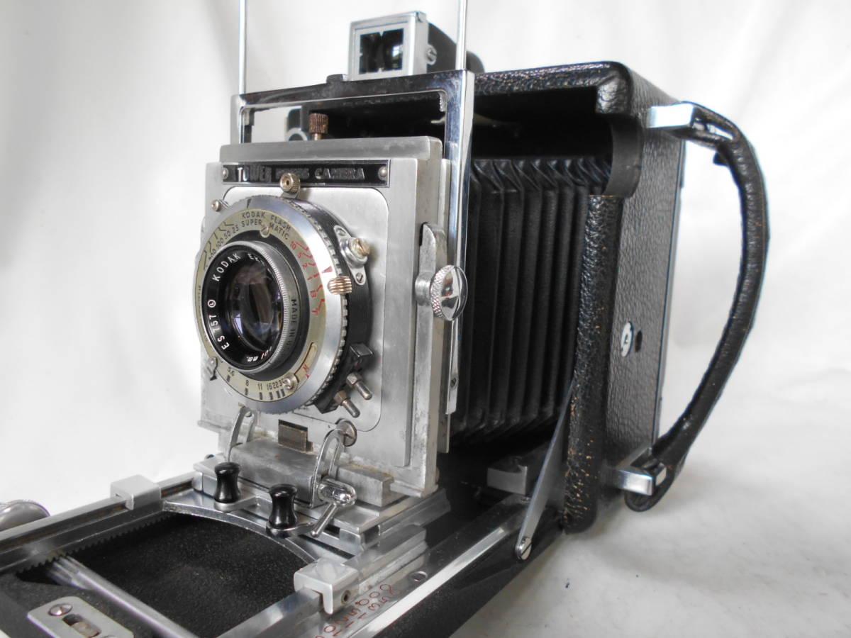 Tower press camera  Kodak Ektar 101mmF4.5  コダック エクター_画像8