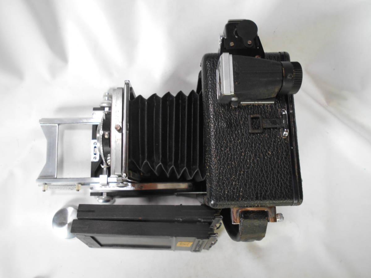Tower press camera  Kodak Ektar 101mmF4.5  コダック エクター_画像9