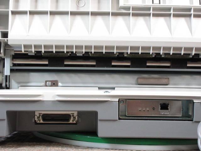 NEC / ドットプリンタ MultiImpact 700XX2N / シートフィーダ(PR-D700XX) 前後トレイ付 / No.E203_画像3