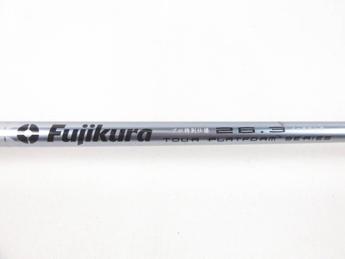 全商品SALE中!! Callaway キャロウェイ X TOUR フェアウェイウッド FW 15 シャフト Fujikura S G1937_画像9