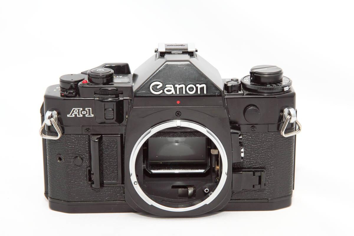 ★☆【美品】Canon キヤノン A-1 フィルム カメラ ボディ キャノン☆★